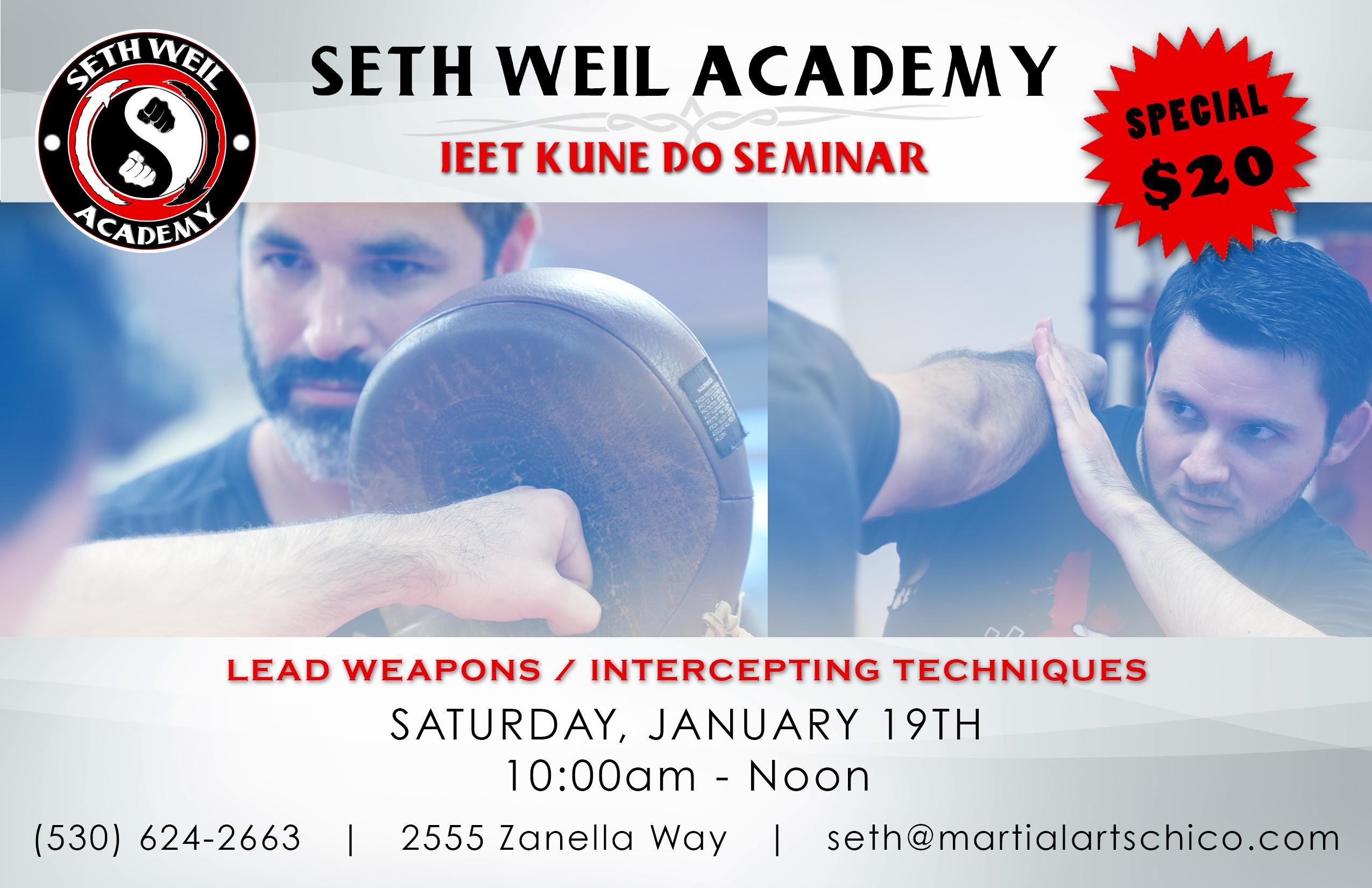 SWA Seminar Jan 19, 2019